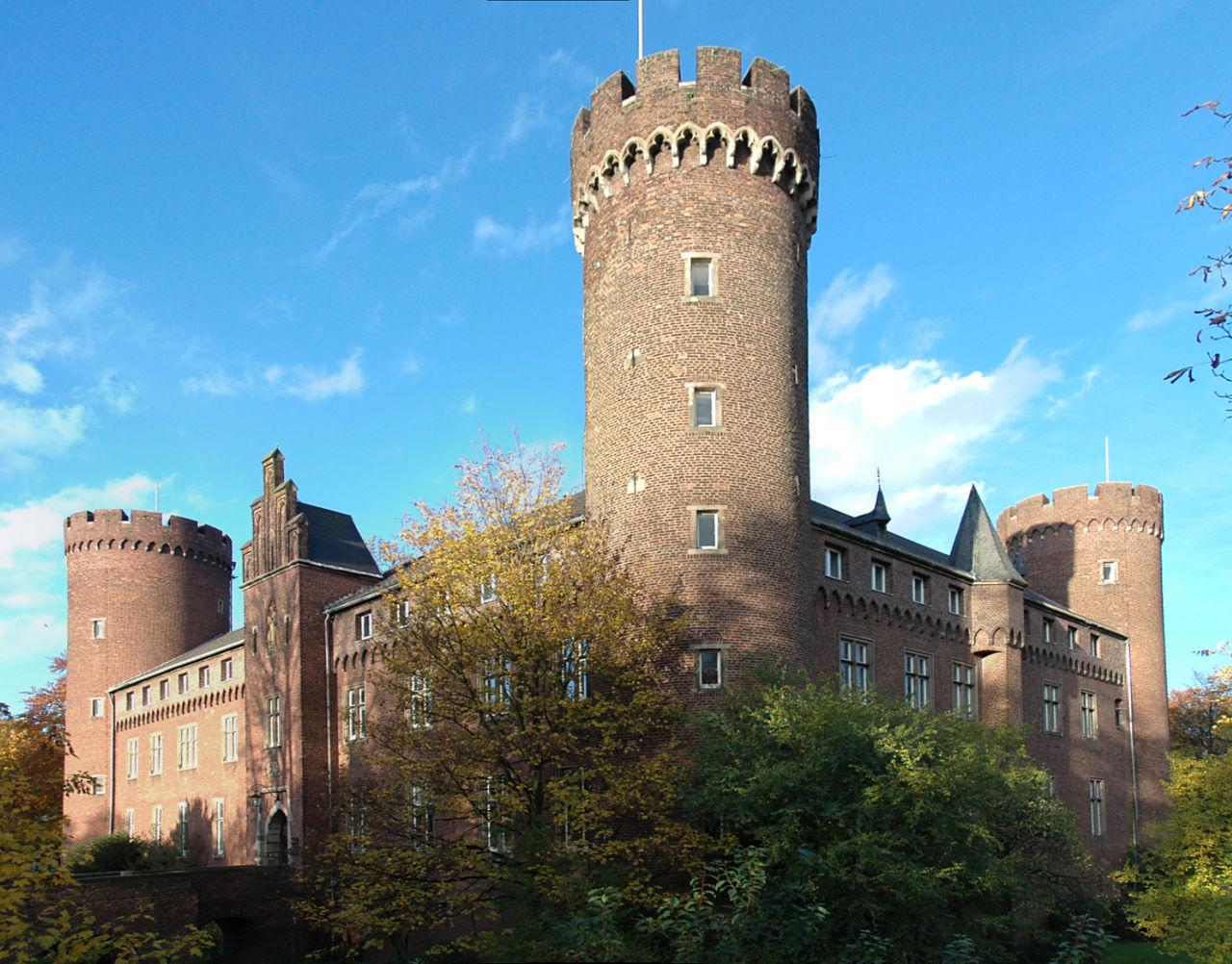Bild Burg Kempen