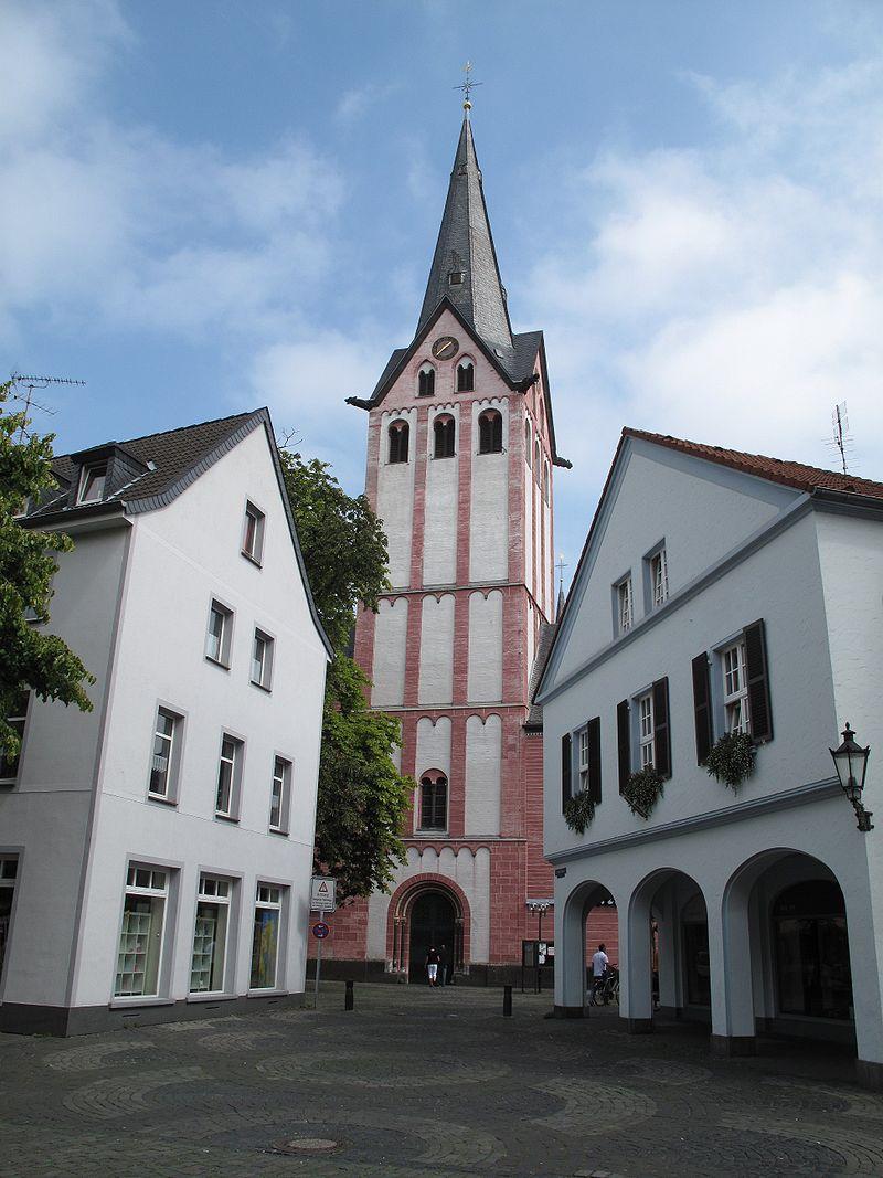 Bild Propsteikirche St. Marien Kempen