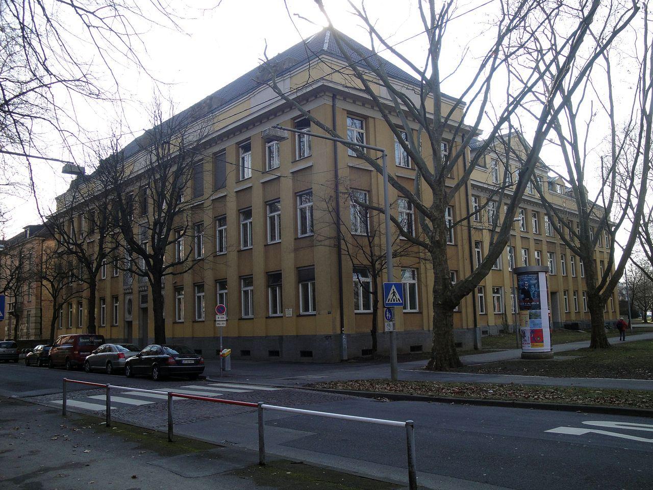 Bild Johannes Kepler Gymnasium Stuttgart Bad Cannstatt