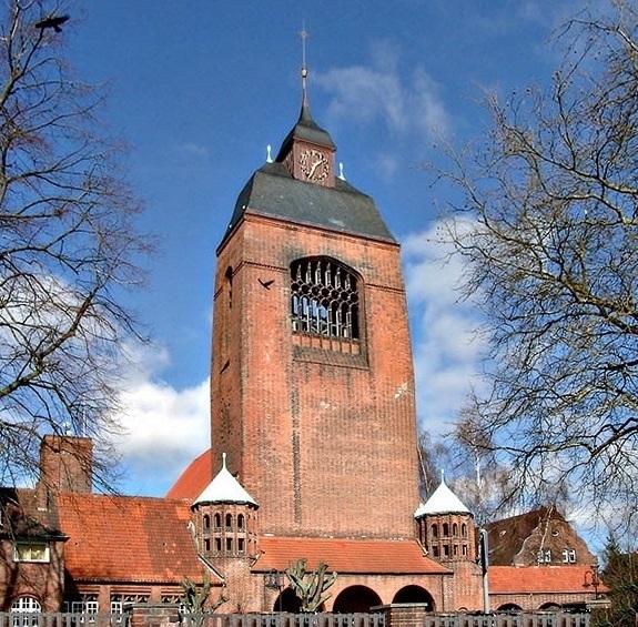 Bild Petruskirche Kiel