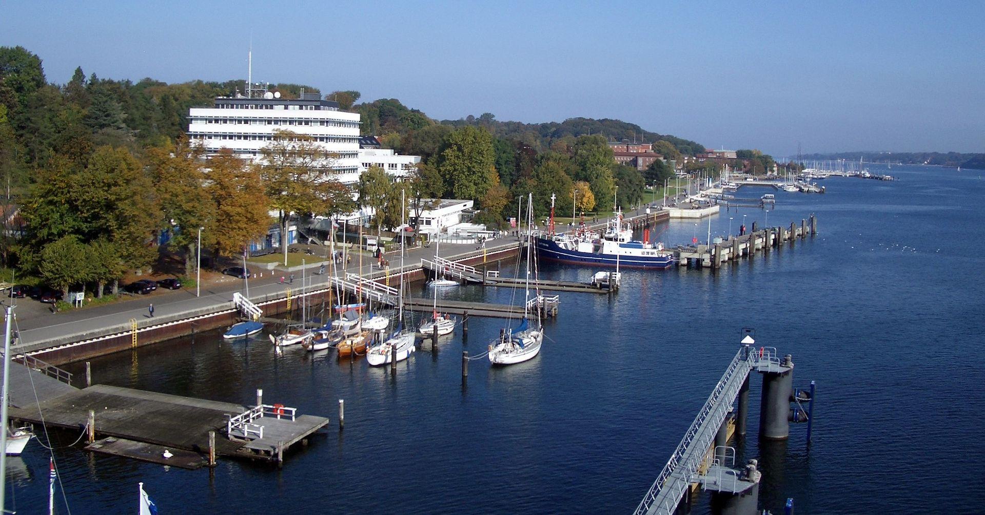 Bild Kiellinie Kiel