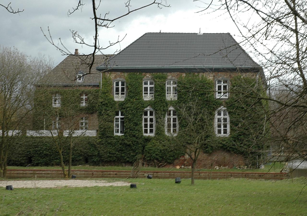 Bild Burg Kinzweiler Eschweiler