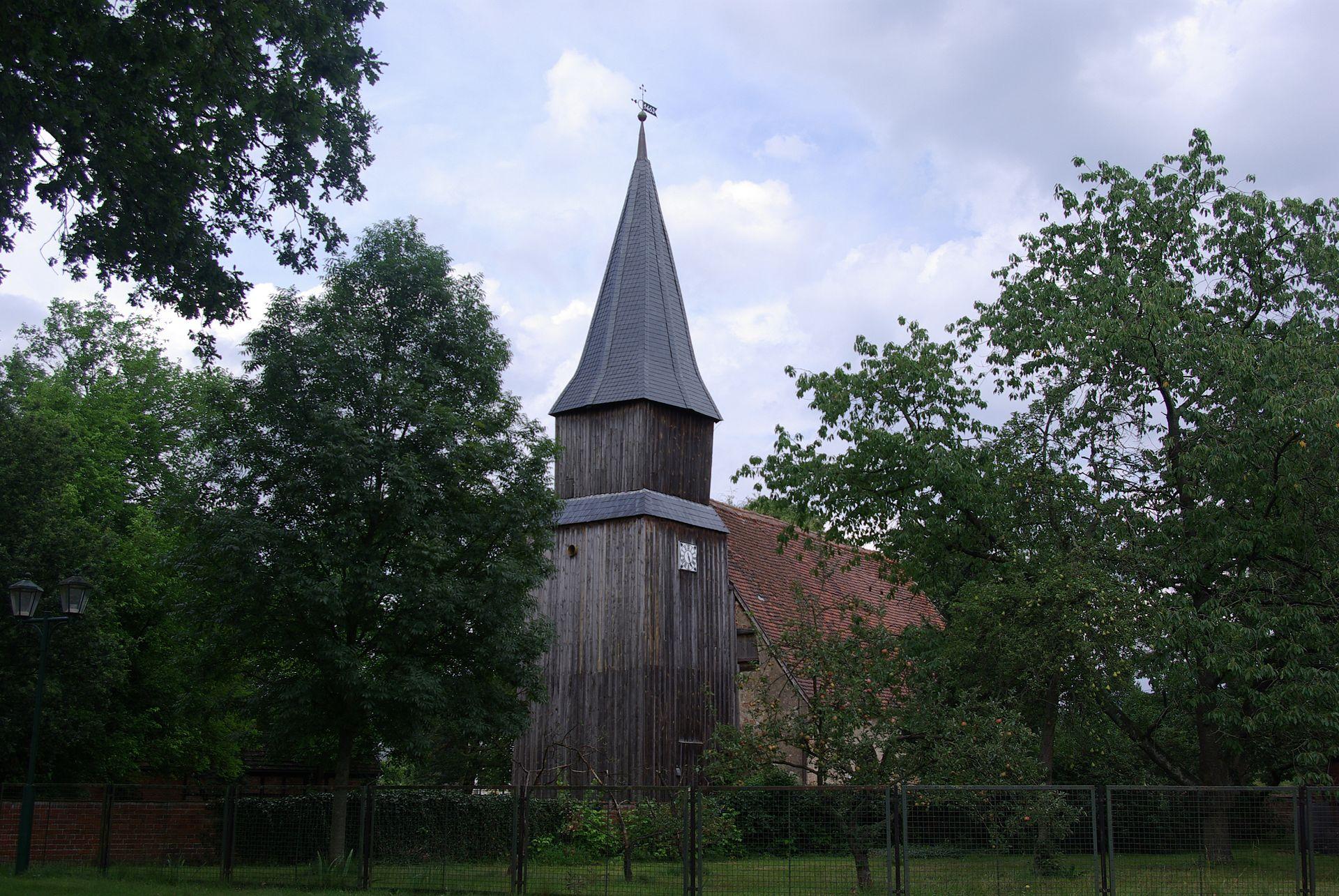 Bild Dorfkirche Lanz