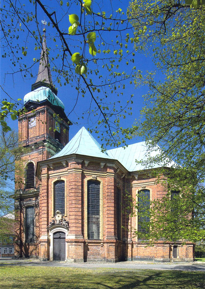 Bild Schelfkirche St. Nikolai Schwerin