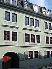 Bild Kirms Krackow Haus Weimar