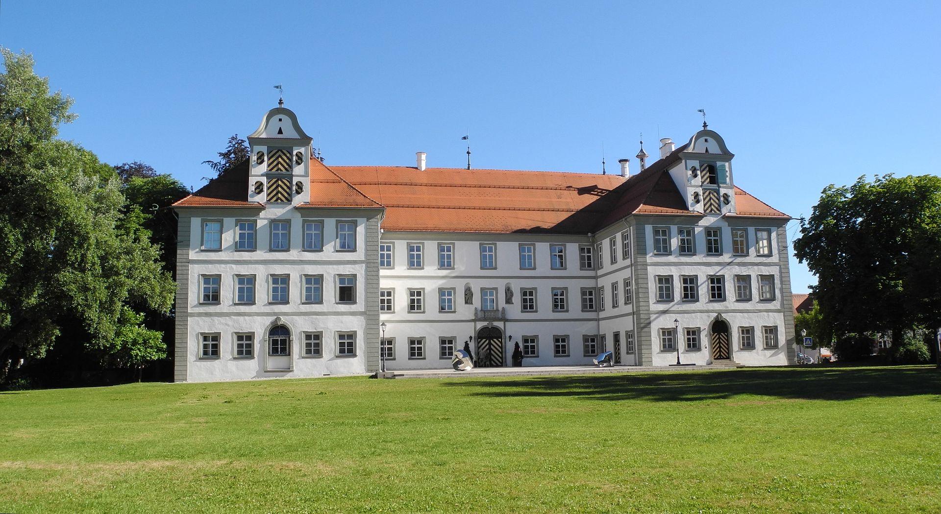 Bild Neues Schloss Kisslegg