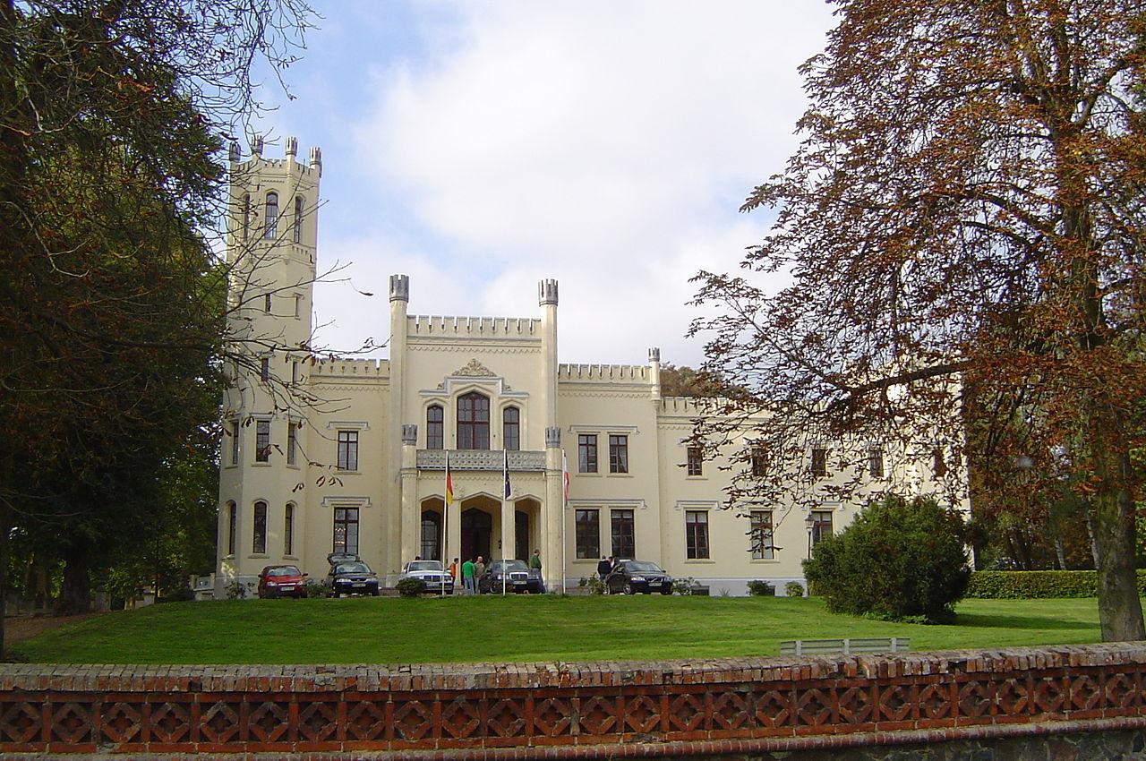 Bild Schloss Kittendorf