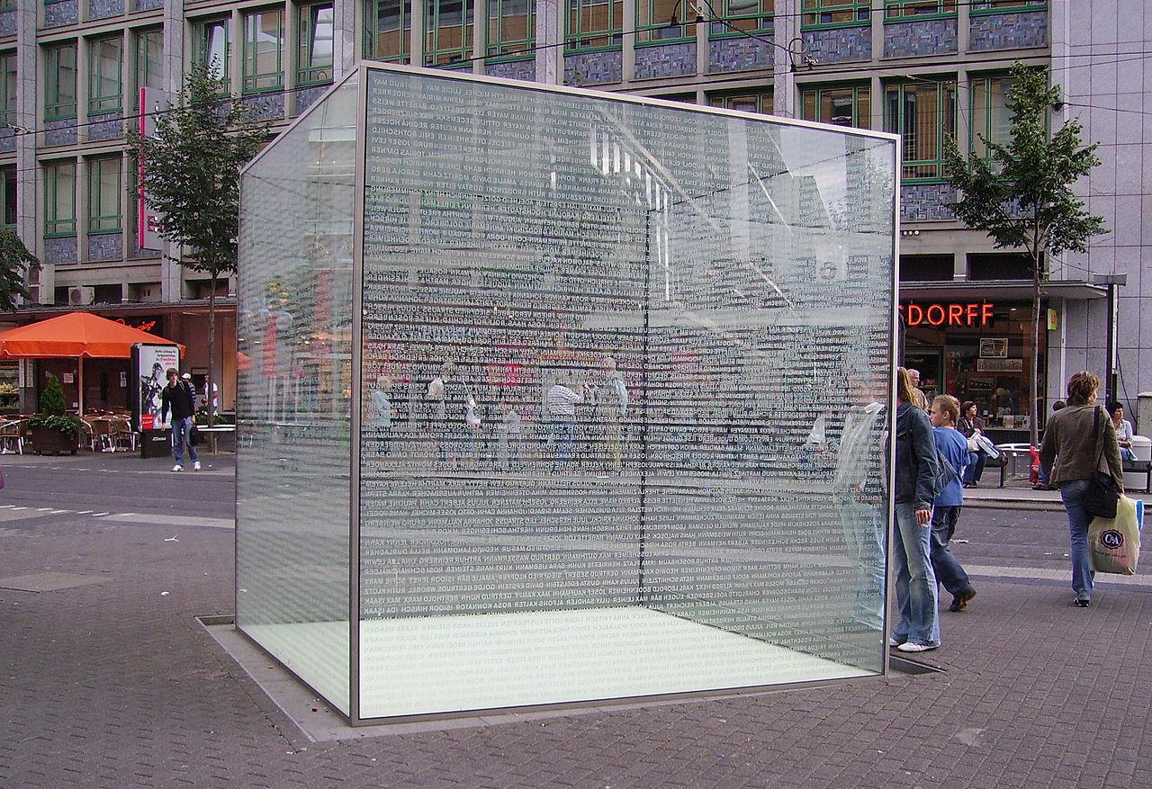 Bild Glaskubus Mannheim