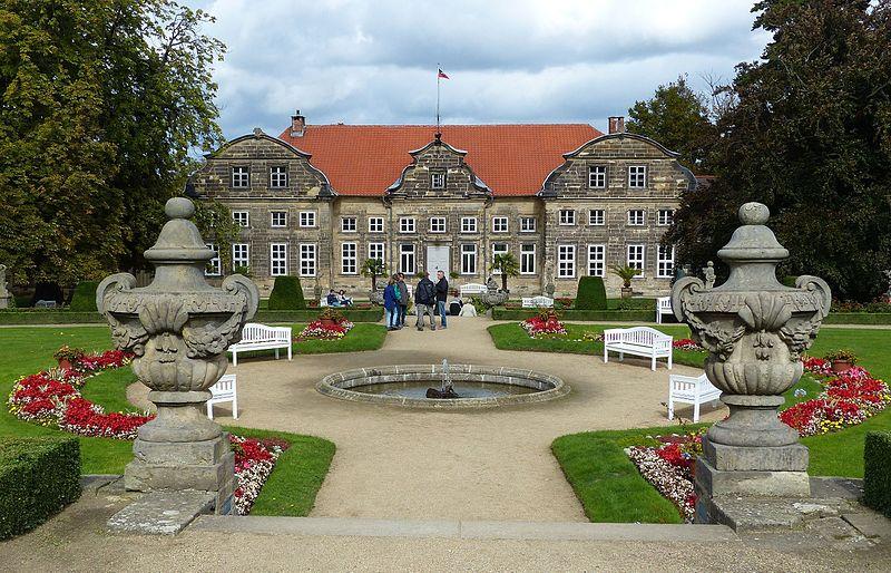 Bild Kleines Schloss Blankenburg