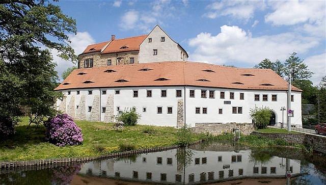 Bild Schloss Klippenstein Radeberg