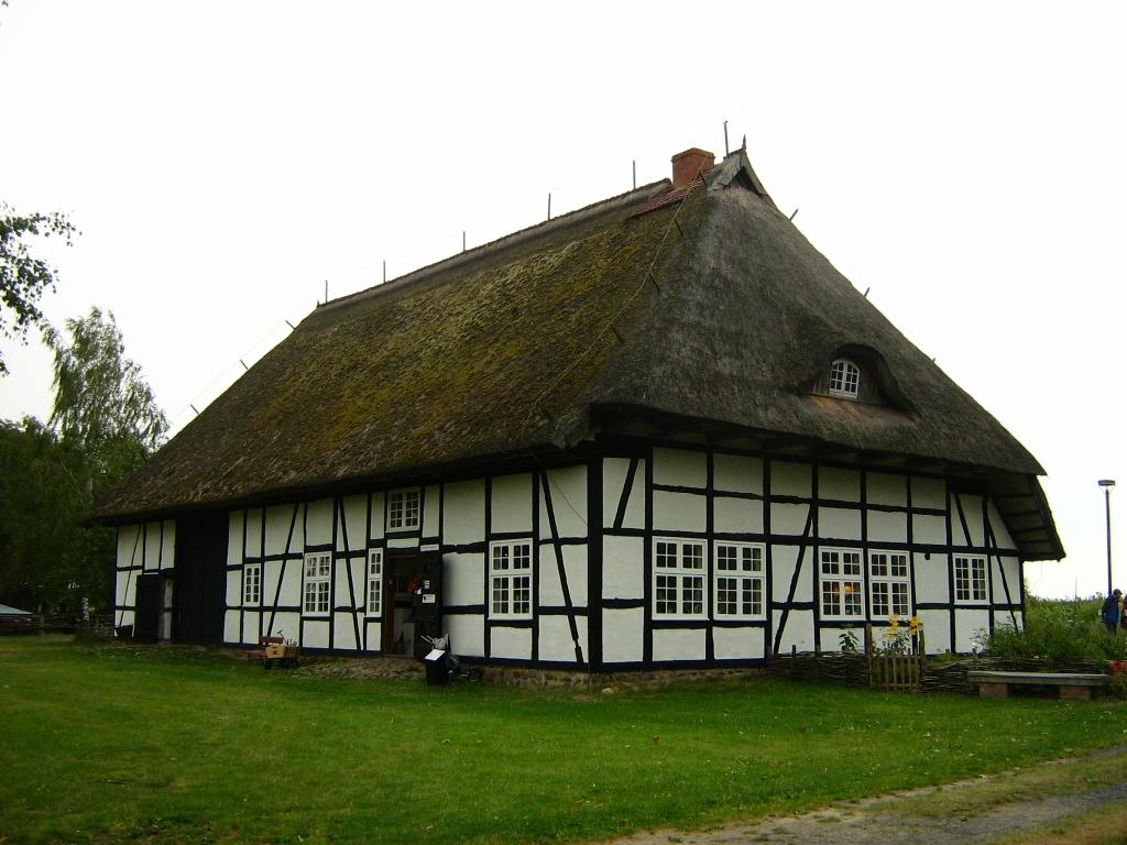 Bild Freilichtmuseum Klockenhagen
