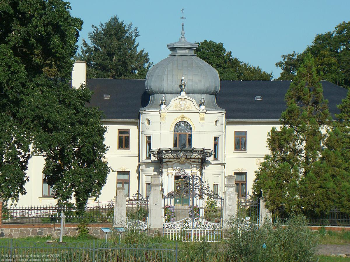 Bild Schloss Blücherhof