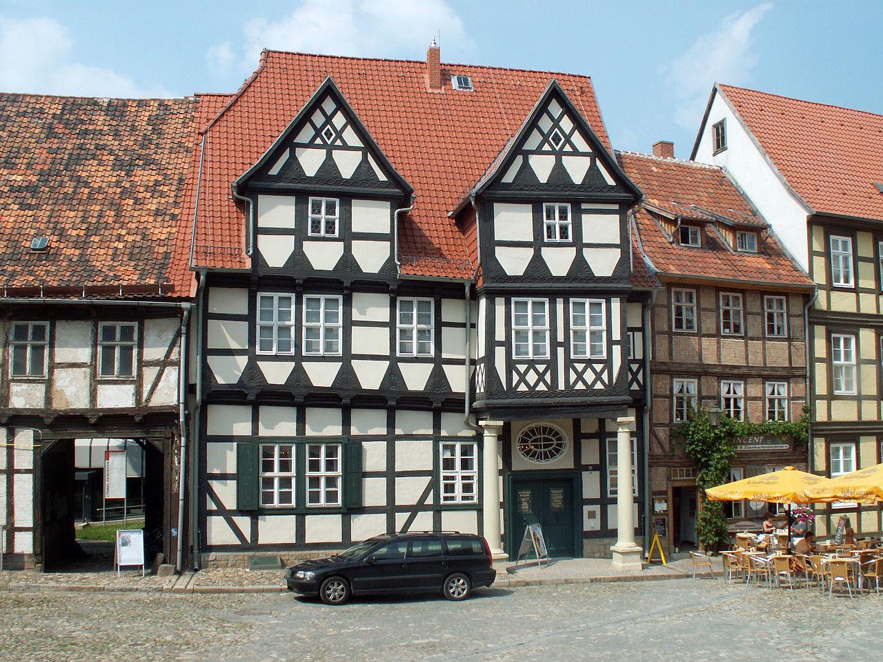 Bild Klopstockhaus Quedlinburg