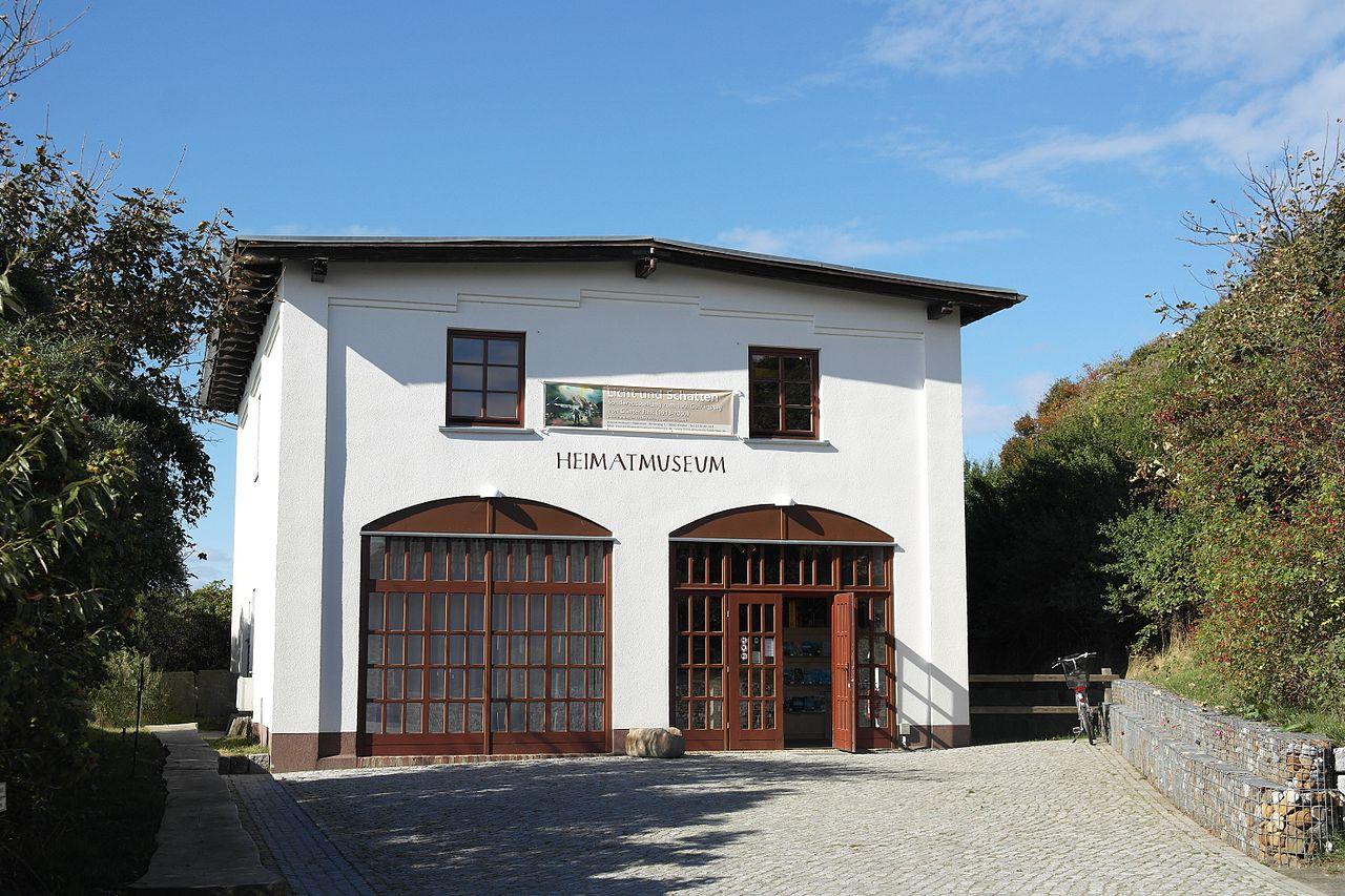 Bild Heimatmuseum Hiddensee