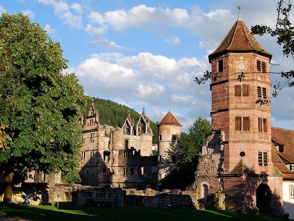 Bild Kloster Hirsau