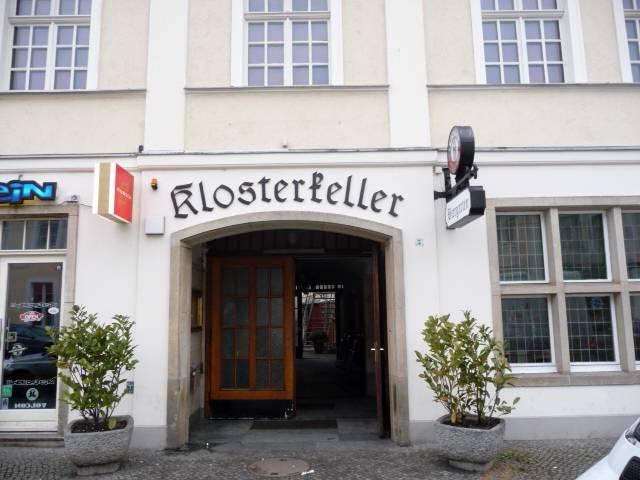Bild Der Klosterkeller Potsdam
