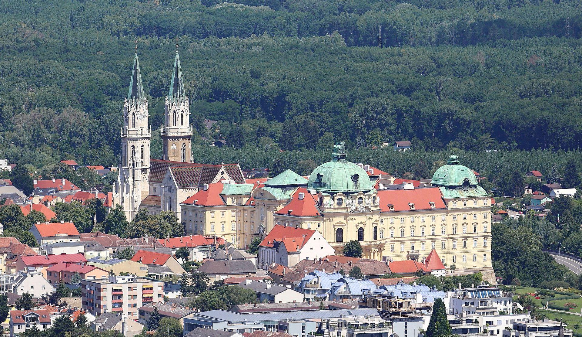 Bild Augustinus Stift Klosterneuburg
