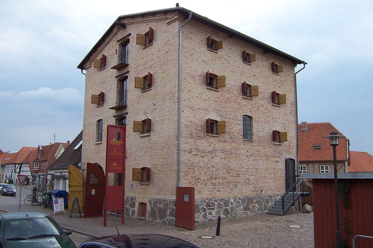 Bild Literaturhaus Uwe Johnson Klütz