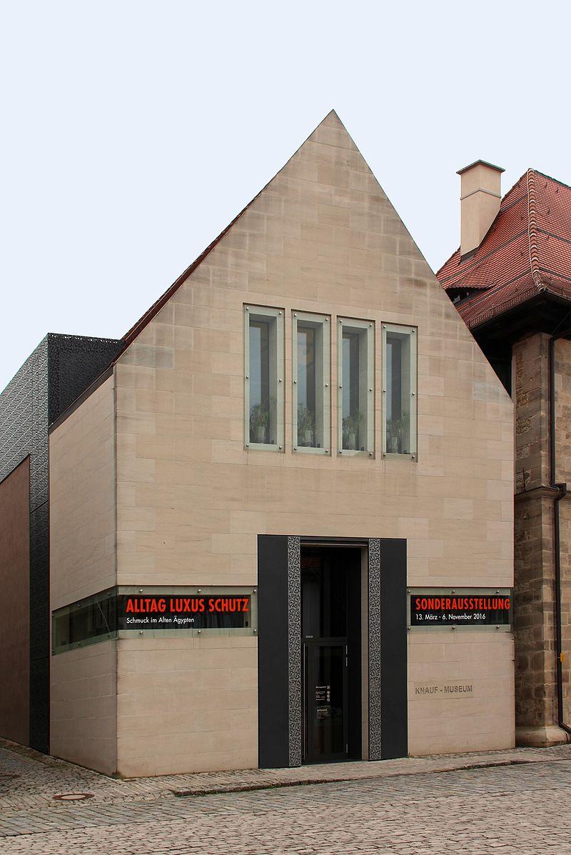Bild Knauf Museum Iphofen