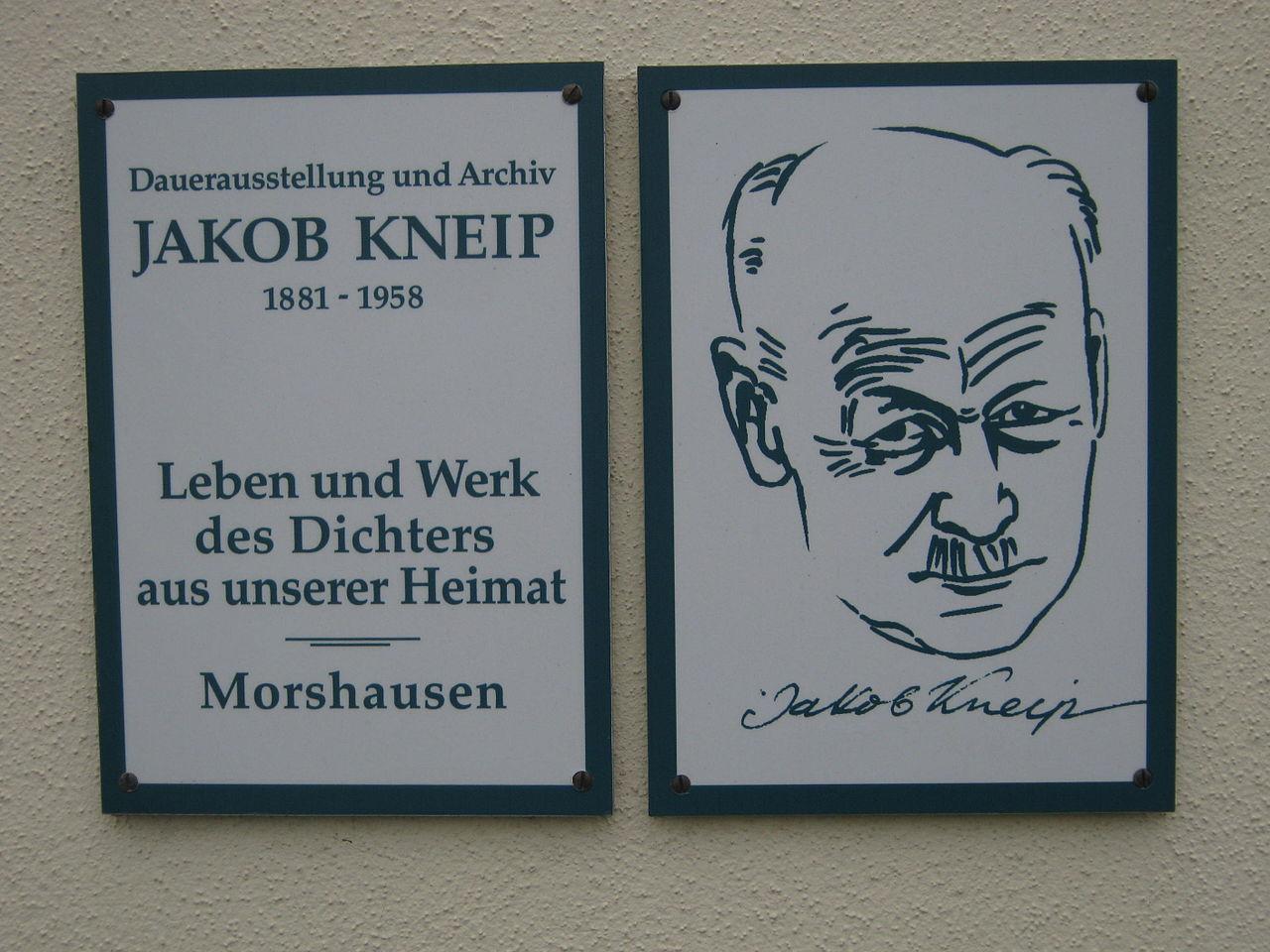Bild Jakob Kneip Museum Morshausen