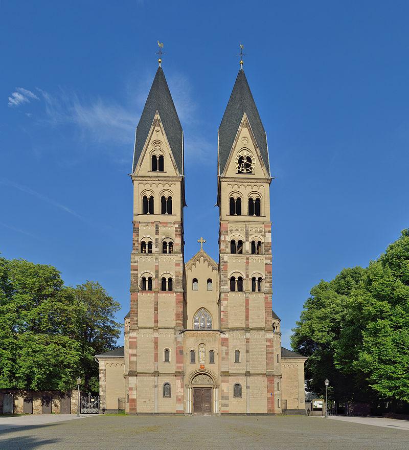 Bild Basilika St. Kastor Koblenz