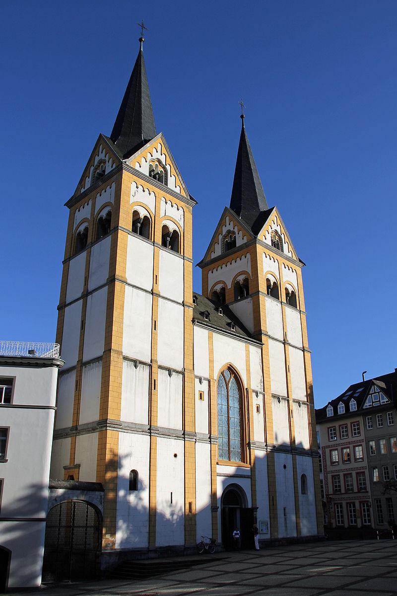 Bild Florinskirche Koblenz