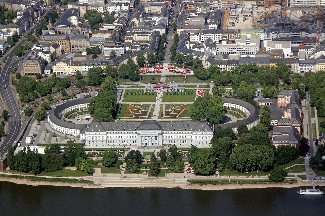 Bild Kurfürstliches Schloss Koblenz