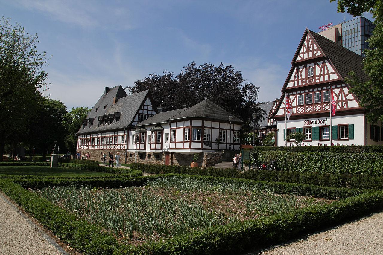Bild Weindorf Koblenz