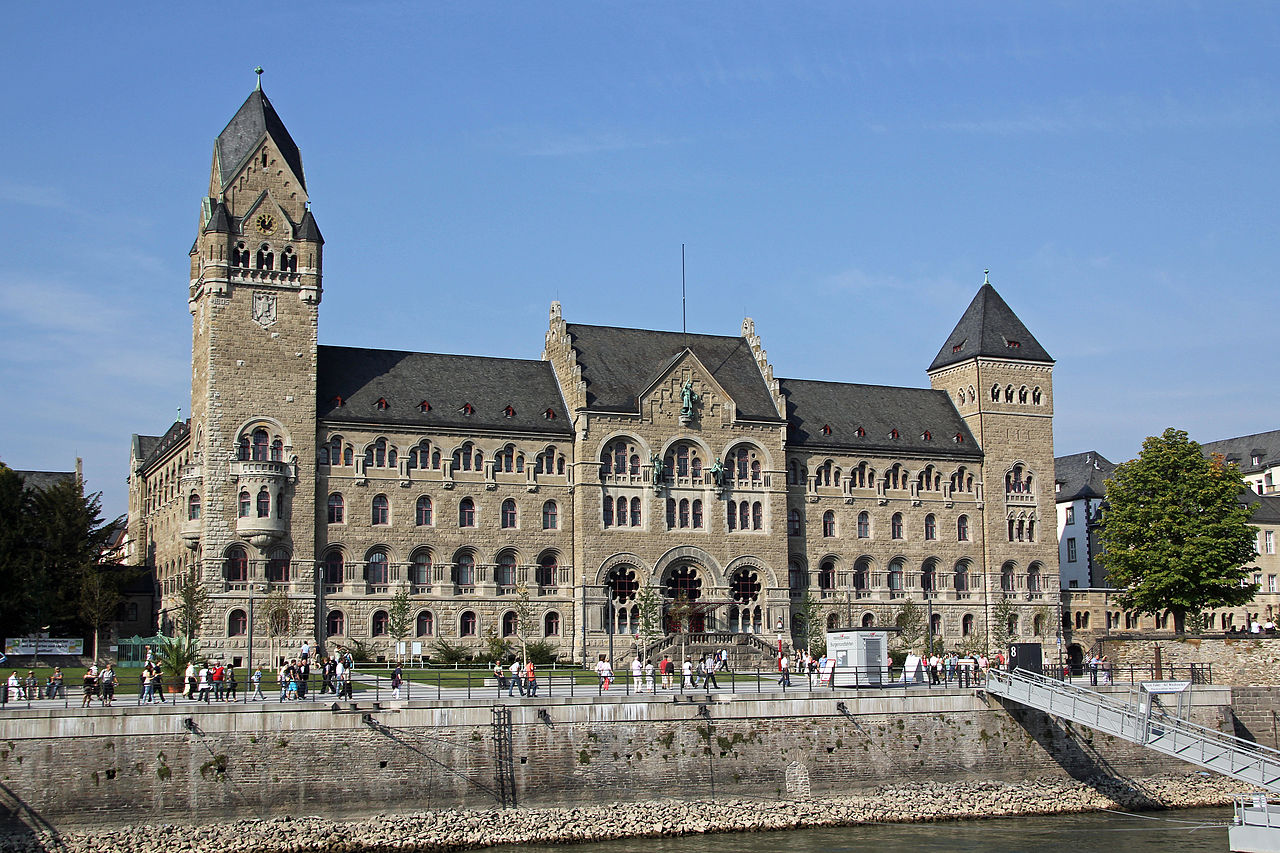 Bild Preußisches Regierungsgebäude Koblenz