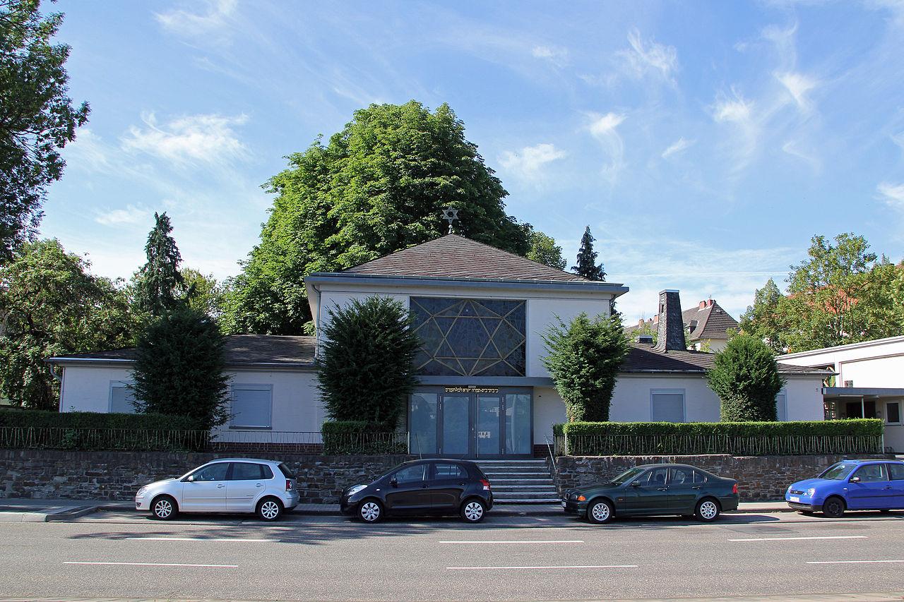 Bild Synagoge Koblenz