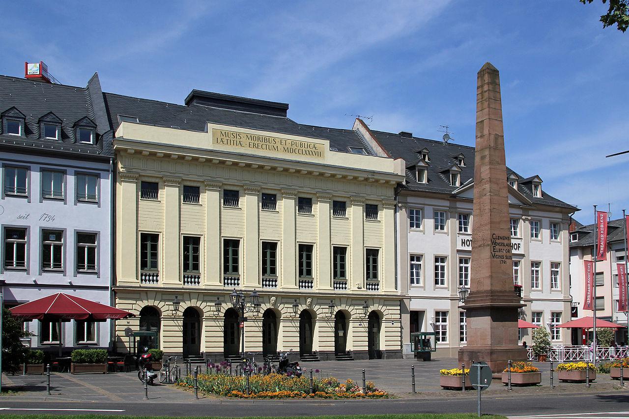 Bild Theater der Stadt Koblenz