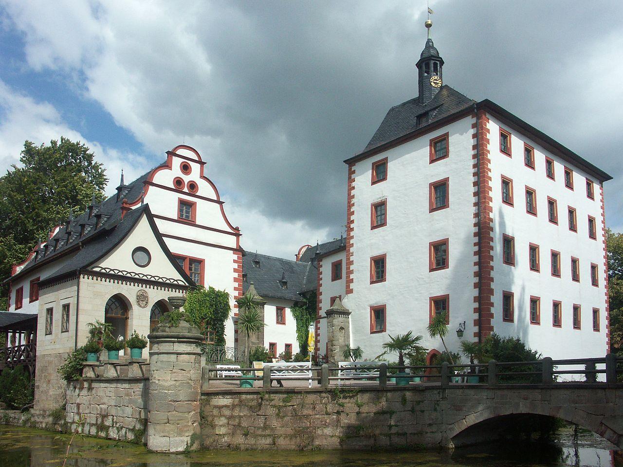 Bild Schloss Kochberg
