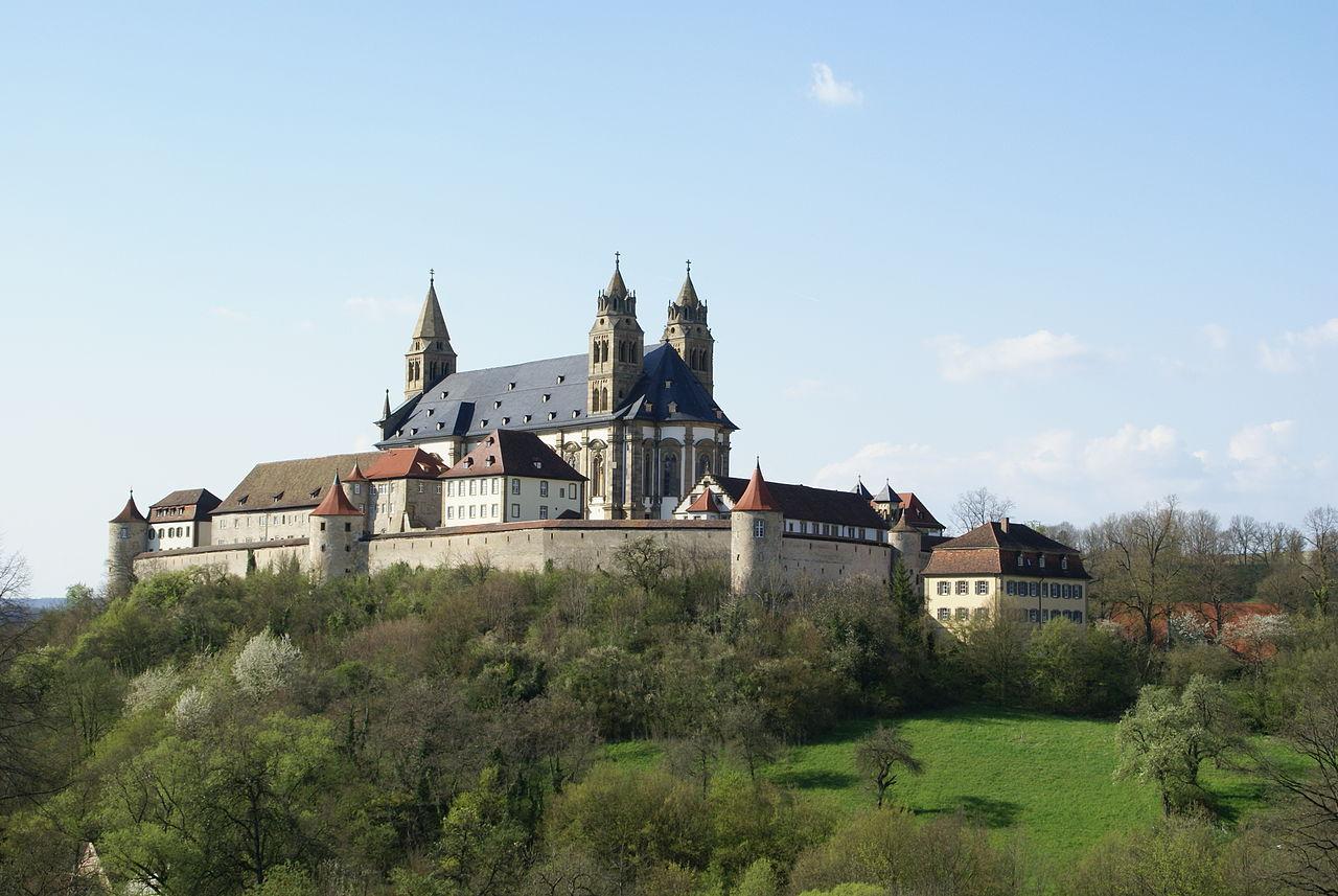 Bild Großcomburg Schwäbisch Hall
