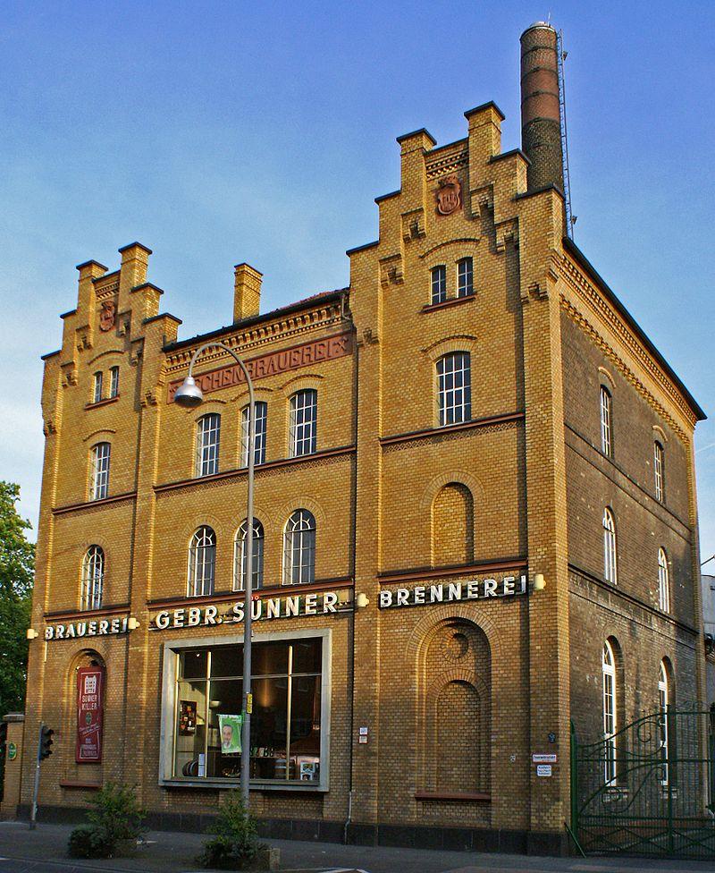 Bild Sünner Brauerei und Destillerie Köln