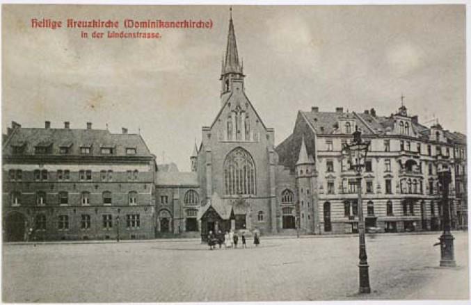 Bild Dominikanerkirche Heilig Kreuz Köln