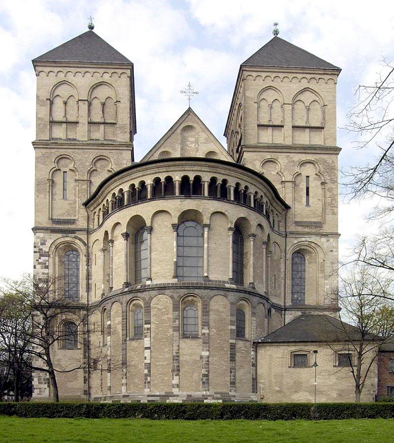 Romanische Kirchen In Köln