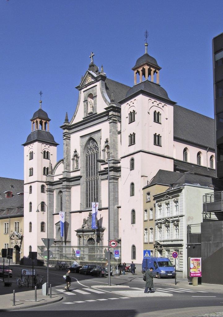 Bild Kirche St. Mariä Himmelfahrt Köln