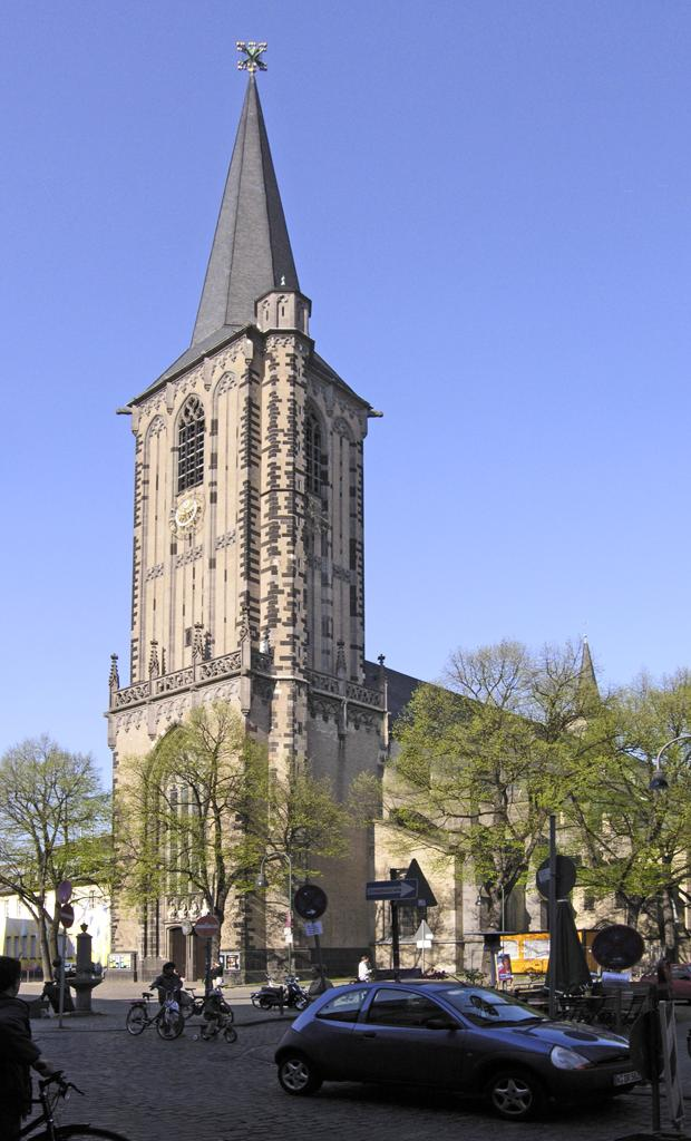 Bild Kirche St. Severin Köln