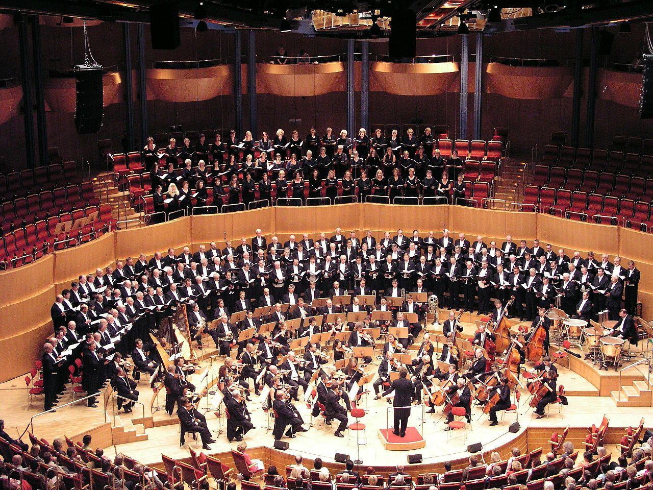 Bild Kölner Philharmonie