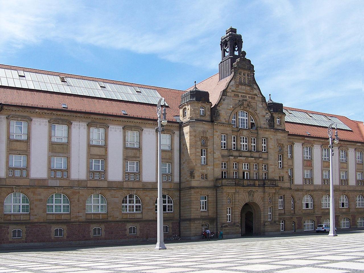 Bild Kunstsammlungen Chemnitz