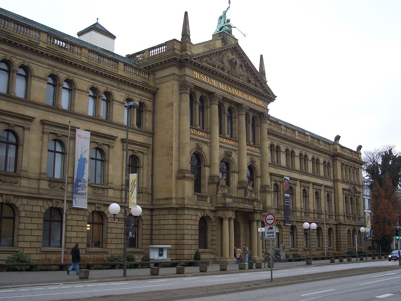 Bild Forschungsmuseum Alexander Koenig Bonn
