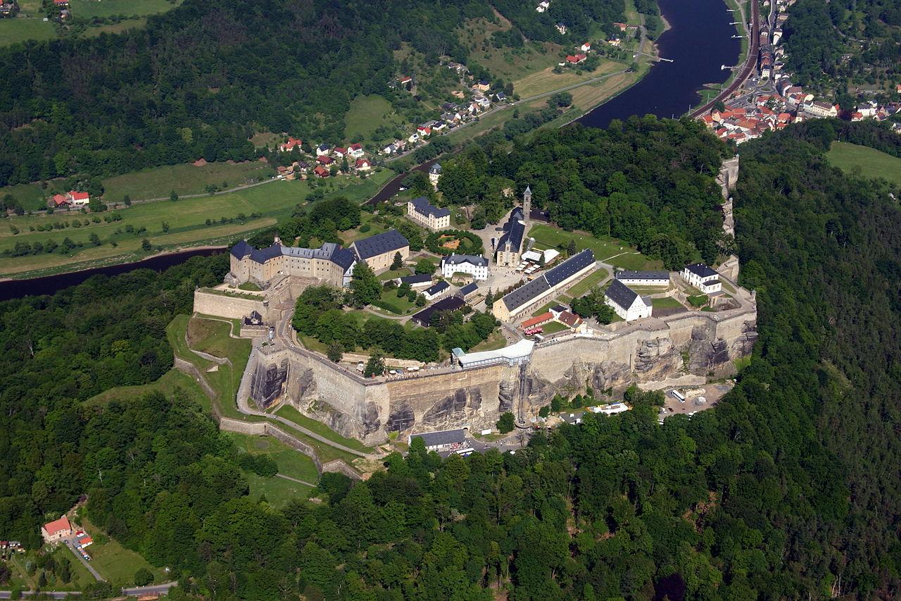 Bild Festung Königstein