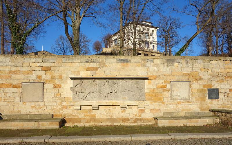 Bild Körner Denkmal Körnerweg Dresden