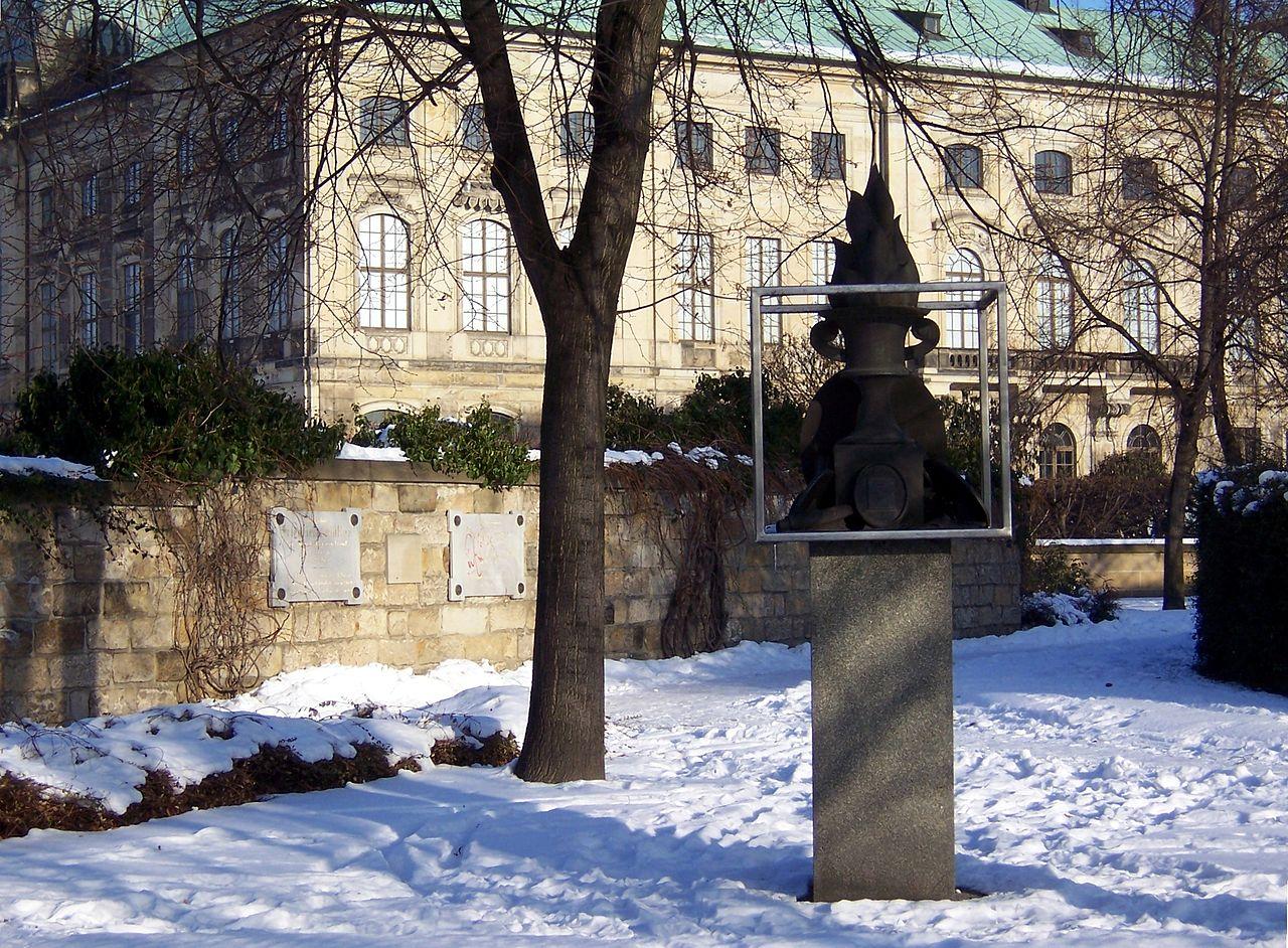 Bild Plastik Familie Körner Dresden