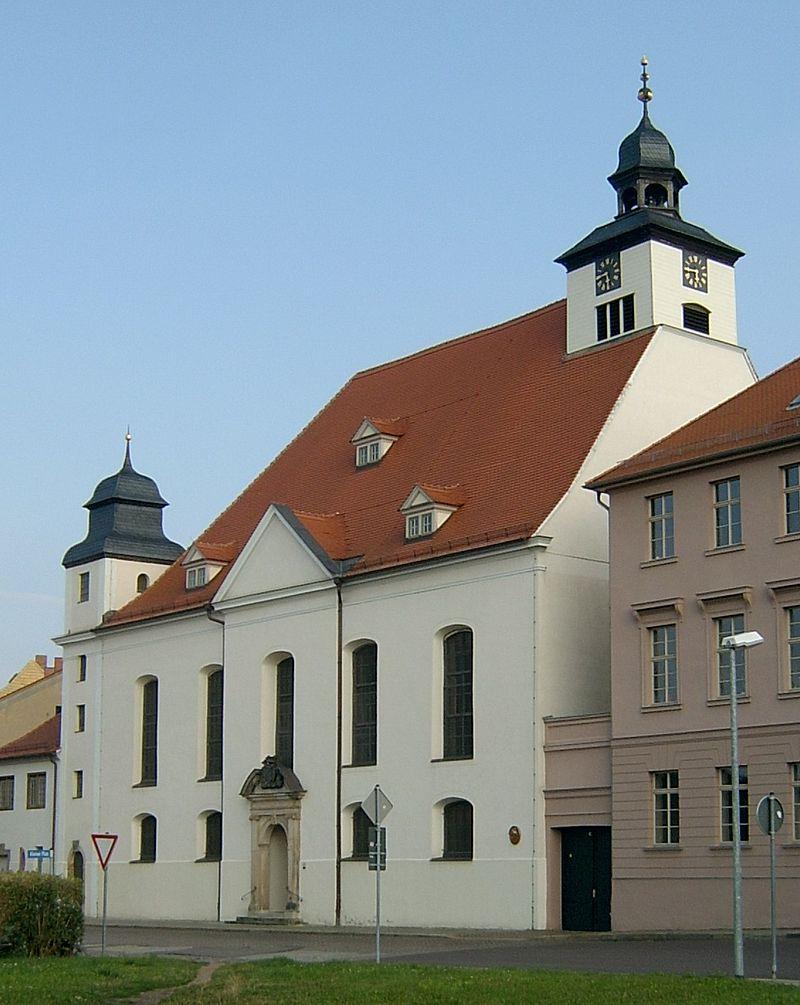 Bild Kirche St. Agnus Köthen
