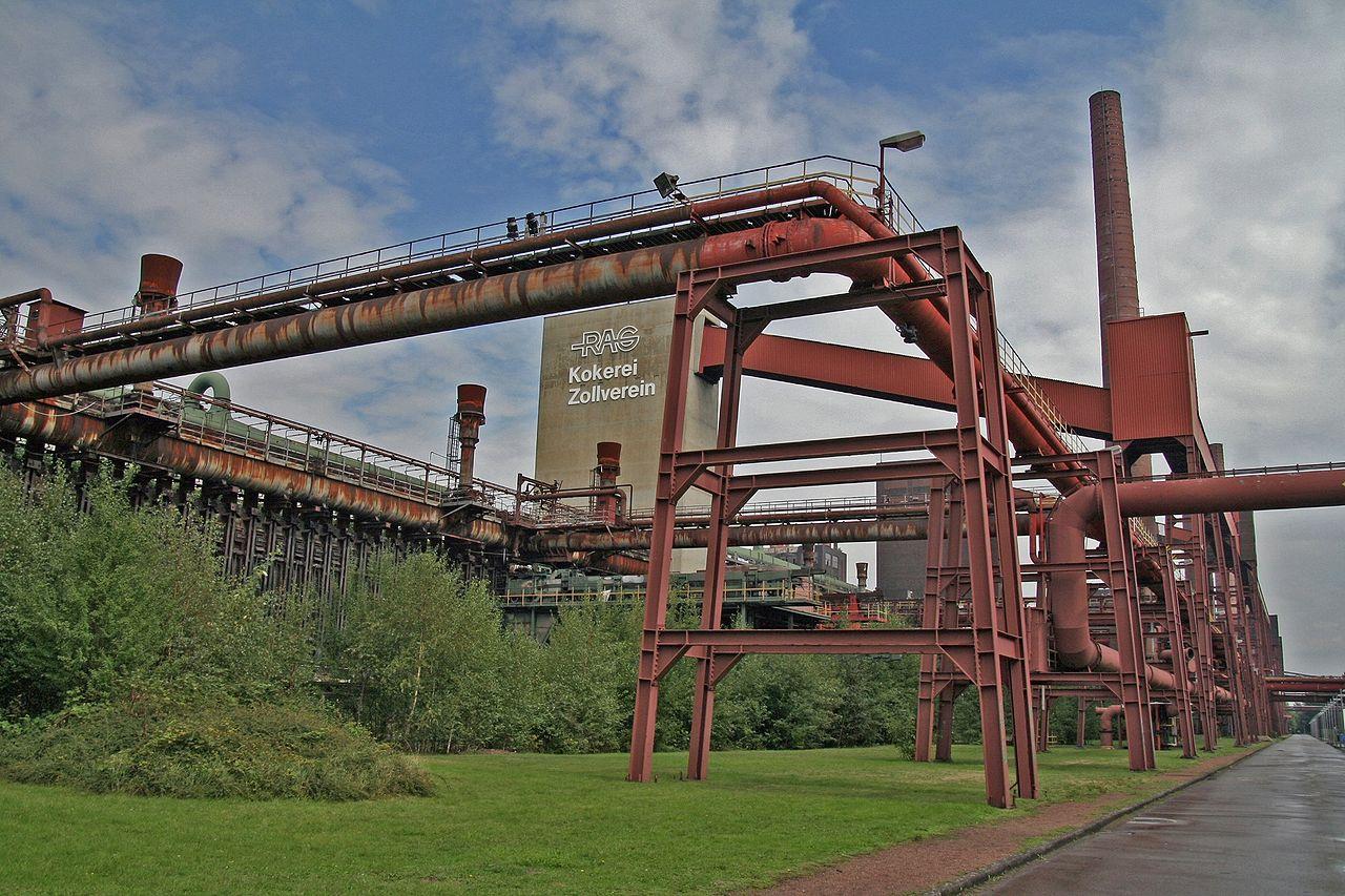 Bild Kokerei Zollverein Essen