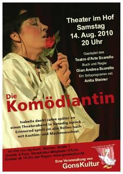 Bild Teatro d`Arte Scarello Mainz