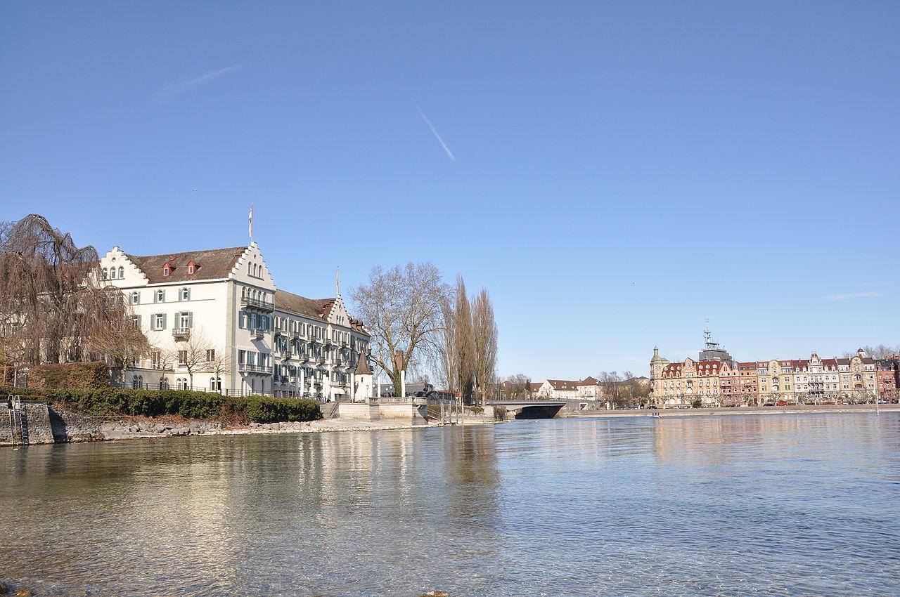 Bild Steigenberger Inselhotel Konstanz