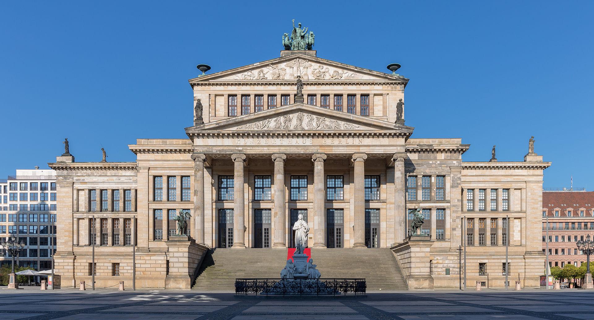 Bild Konzerthaus Berlin