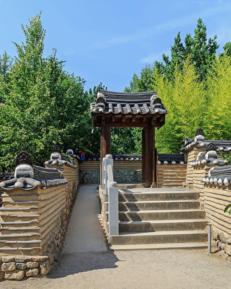 Bild Koreanischer Garten Berlin